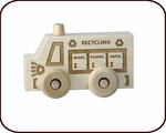 Scoot toy - Recycling truck (2 years+)