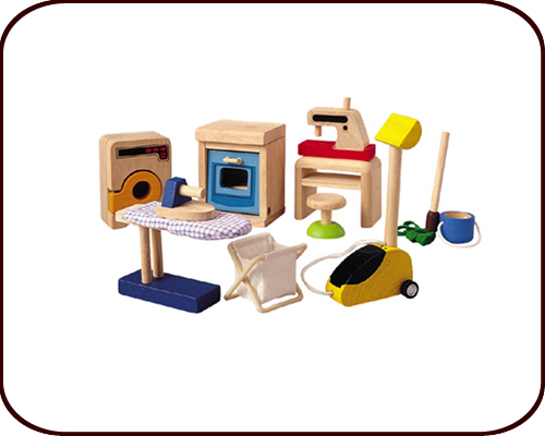 Dollhouse Accessories - Household