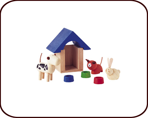 Dollhouse Accessories - Pets