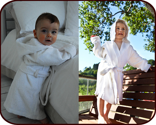Bamboo Bath & Beach Bathrobe