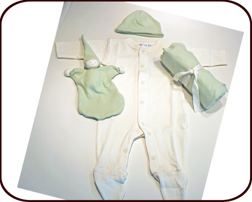 Organic Newborn Sleeping Essentials