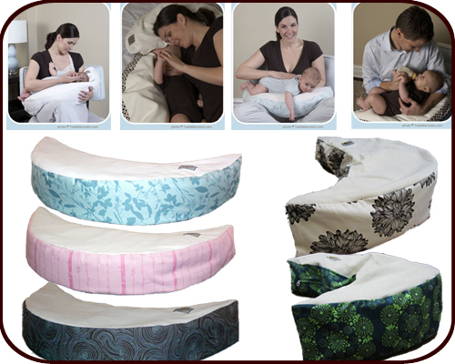 Organic Nursing Pillow