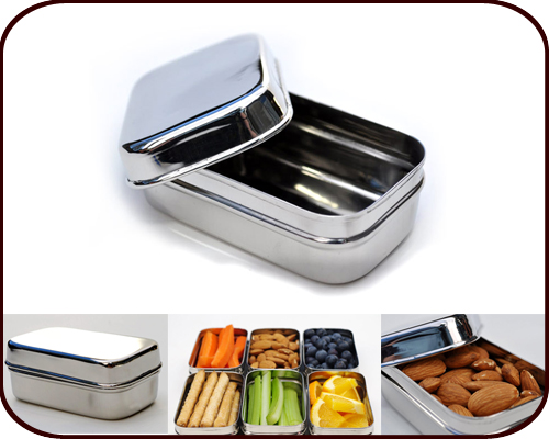 Stainless Steel Lunch Pod