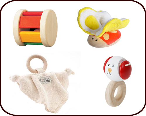 Newborn Essential Toys