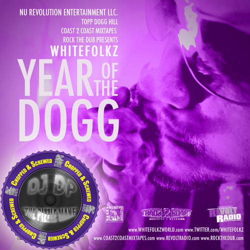 "New Mixtape: Whitefolkz ""Year Of The Dogg"" Chopped and Screwed"