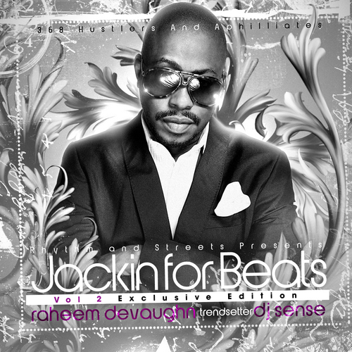 "New Mixtape: Raheem DeVaughn ""Jackin For Beats Vol. 2"""