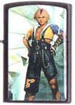 Final Fantasy X Windproof Lighter Tidus
