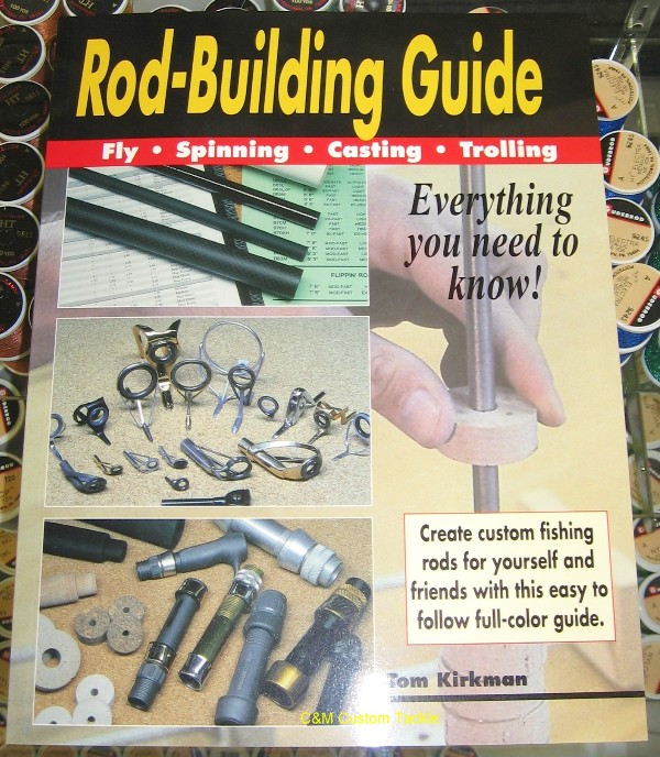 fly rod building instructions