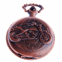 Motor-Cycle Pocket Watch PW50