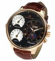 Elegant Large Face Automatic Watch