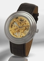 Kings and Queens KQ2650BKSL Mechanical Skeleton Watch