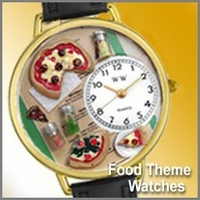 Food Themed Watches