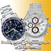 Victorinox Swiss Army Chronograph Watches