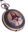 Jesus Christ Pocket Watch PWH49