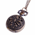 Dragon-Fly Pendant Pocket Watch PW59