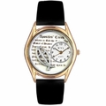 Apostles Creed Watch Classic Gold Style C 0710002