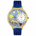 Aries Watch in Gold or Silver Unisex G 1810003