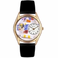 Artist Watch Classic Gold Style C 0410001