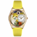 Bad Cat Watch Classic Gold Style C 0120008