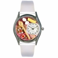 Baking Watch Classic Silver Style S 0310006