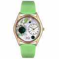 Birthstone Jewelry May Birthstone Watch Classic Gold Style C 0910005