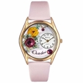 Birthstone Jewelry October Birthstone Watch Classic Gold Style C 0910010
