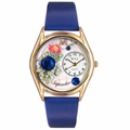 Birthstone Jewelry September Birthstone Watch Classic Gold Style C 0910009