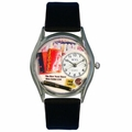 Book Lover Watch Classic Silver Style S 0450003