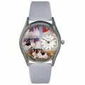 Bunny Rabbit Watch Classic Silver Style S 0110008