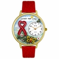 Charitable Fundraiser Learn and Live Watch in Gold or Silver Unisex G 1110006