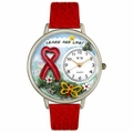 Charitable Fundraiser Learn and Live Watch in Gold or Silver Unisex U 1110006