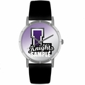 Cheerleading Fundraising Print Watch in Silver Classic R 0000012