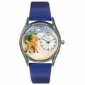 Christmas Reindeer Watch Classic Silver Style S 1220002