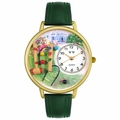 Croquet Watch in Gold or Silver Unisex G 0810018