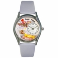 Cross Stitch Watch Classic Silver Style S 0440009