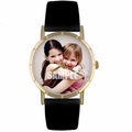Custom Friends Photo Watch Classic Gold Style P 0000005