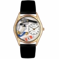 Doctor Watch Classic Gold Style C 0610001