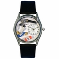 Doctor Watch Classic Silver Style S 0610001