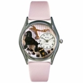 Dog Groomer Watch Classic Silver Style S 0630005