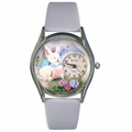 Easter Eggs Watch Classic Silver Style S 1220036