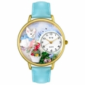 Easter Eggs Watch in Gold or Silver Unisex G 1220016