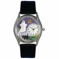 Halloween Ghost Watch Classic Silver Style S 1220010