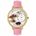 Her Wedding Watch in Gold or Silver Unisex G 1340005