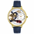 His Wedding Watch in Gold or Silver Unisex G 1340006