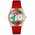 Hummingbirds Watch Classic Gold Style C 1210003