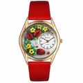 Ladybugs Watch Classic Gold Style C 1210004