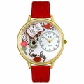Love Story Watch in Gold or Silver Unisex G 0460003