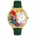 Mermaid Watch in Gold or Silver Unisex G 1210014