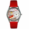 Needlepoint Watch Classic Silver Style S 0440001