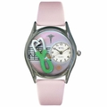 Nurse 2 Watch Classic Silver Style S 0620031
